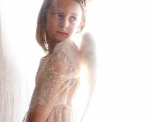 reflet d'un ange